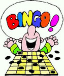 Try Bingo or other interactive games from Oliver Entertainment and Caterting serving Northern Virginia, Washington DC and Maryland